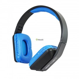 Наушники Senyen SY708 Bluetooth Black-Blue (Код: 9002361)