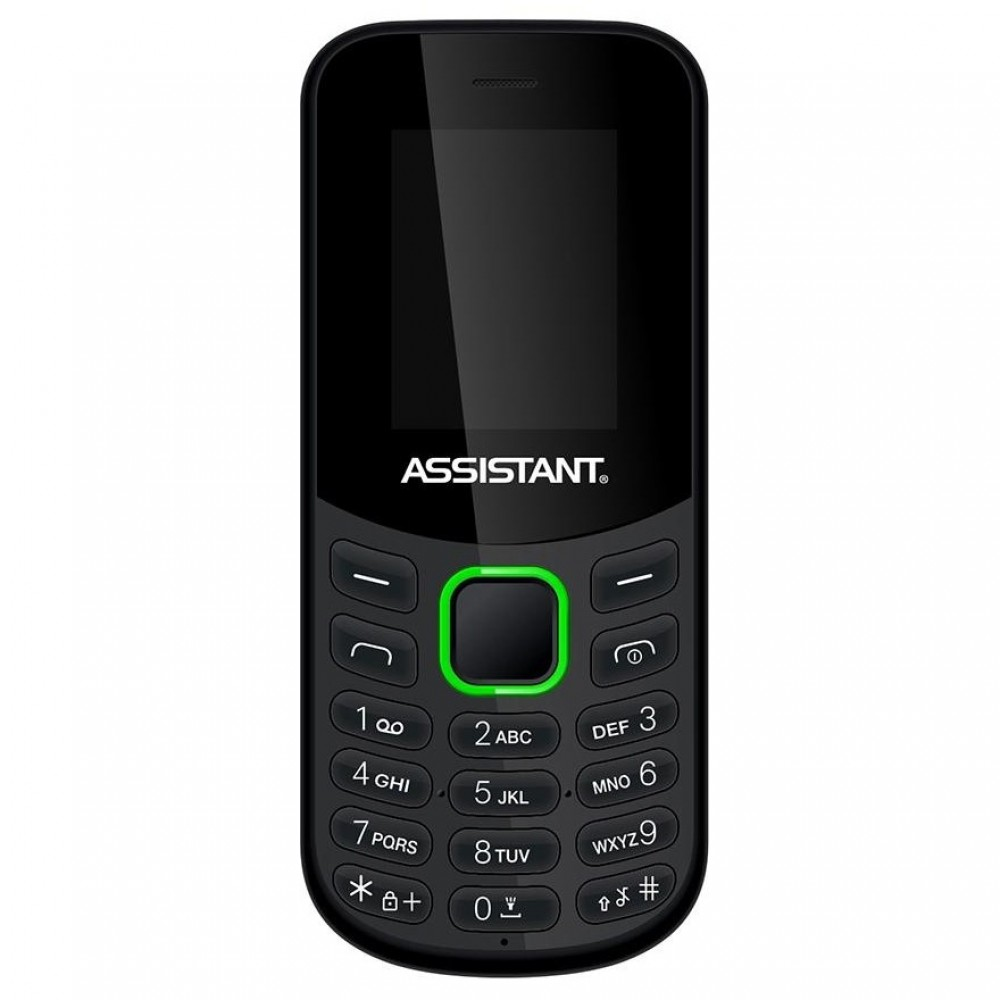 Assistant AS-101 Black (Код: 9002640)