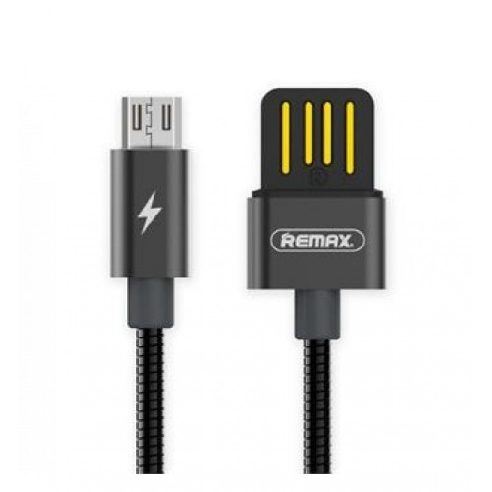 USB кабель Remax Micro RC-080m Black