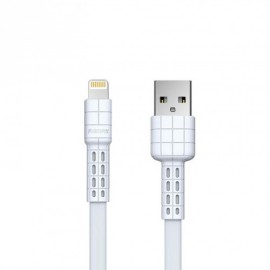 USB кабель Remax Armor Lightning RC-116i White  (Код: 9002678)