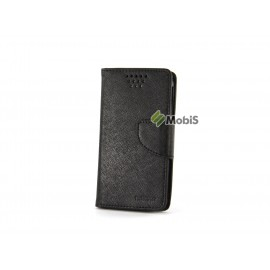 Book cover Goospery Samsung A310 (A3-2016) Black