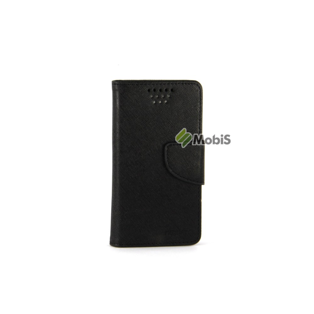 Book Cover Goospery Samsung J330 (J3) Black