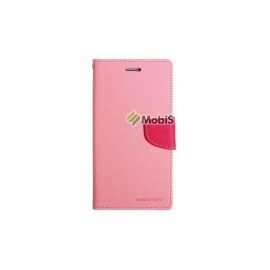 Book Cover Goospery Samsung G920 (S6) Pink