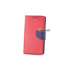 Book Cover Goospery Samsung A500 (A5) Red