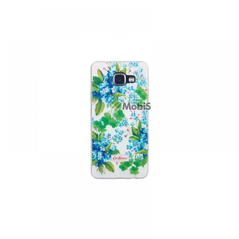 Diamond Silicone Samsung A500 Romantic Blue (Код: 9001736)