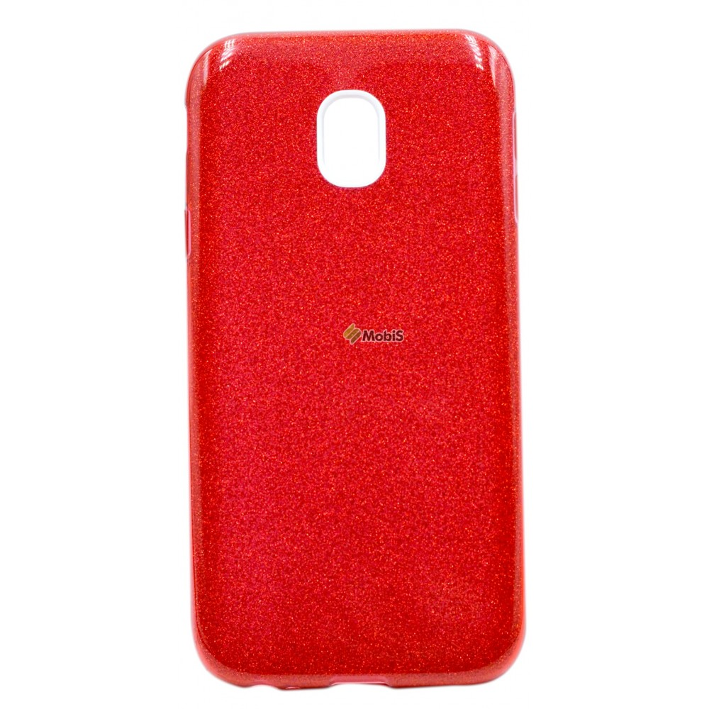 Чехол Candy 2 in 1 Samsung J530 Red (Код: 9001496)