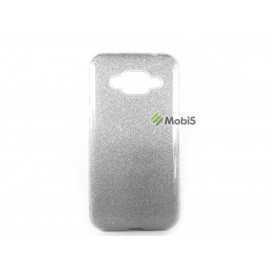 Candy 2 in1 Samsung J120 Silver