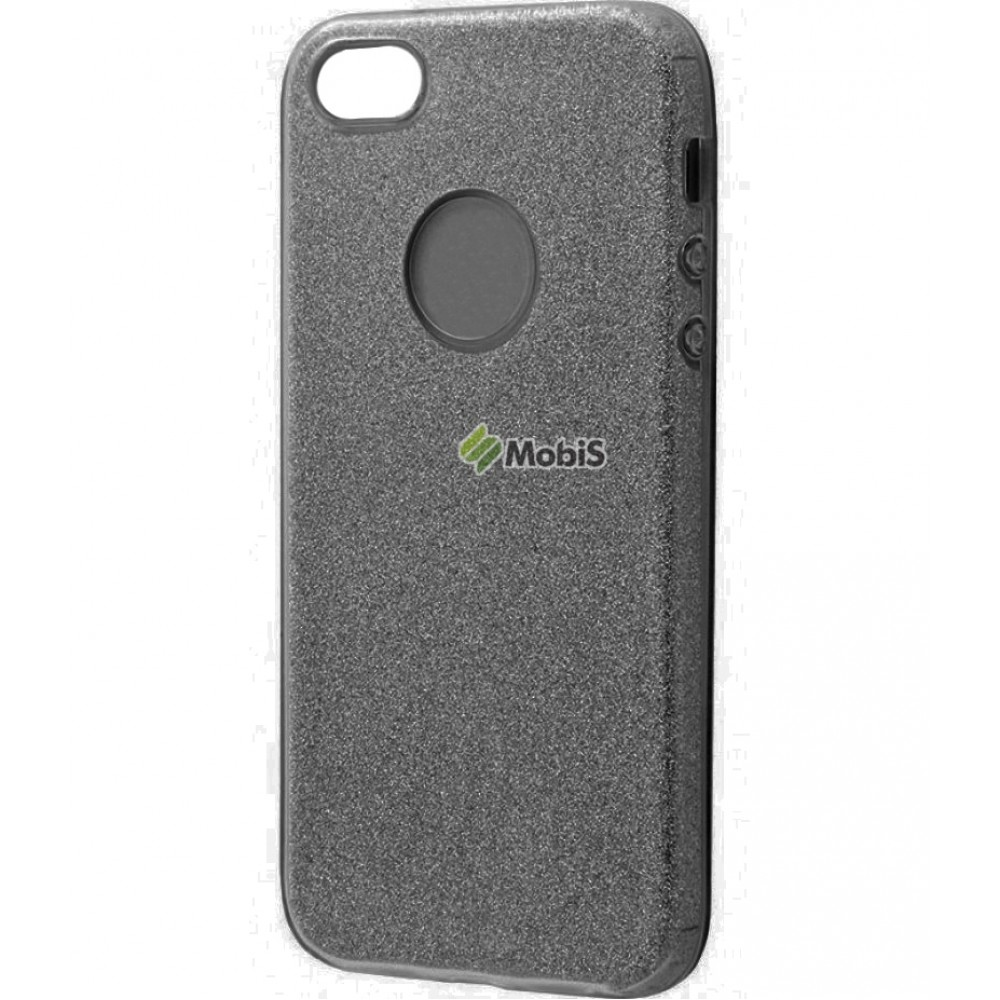 Чехол Candy 2 in1 iPhone 5 Grey (Код: 9001571)