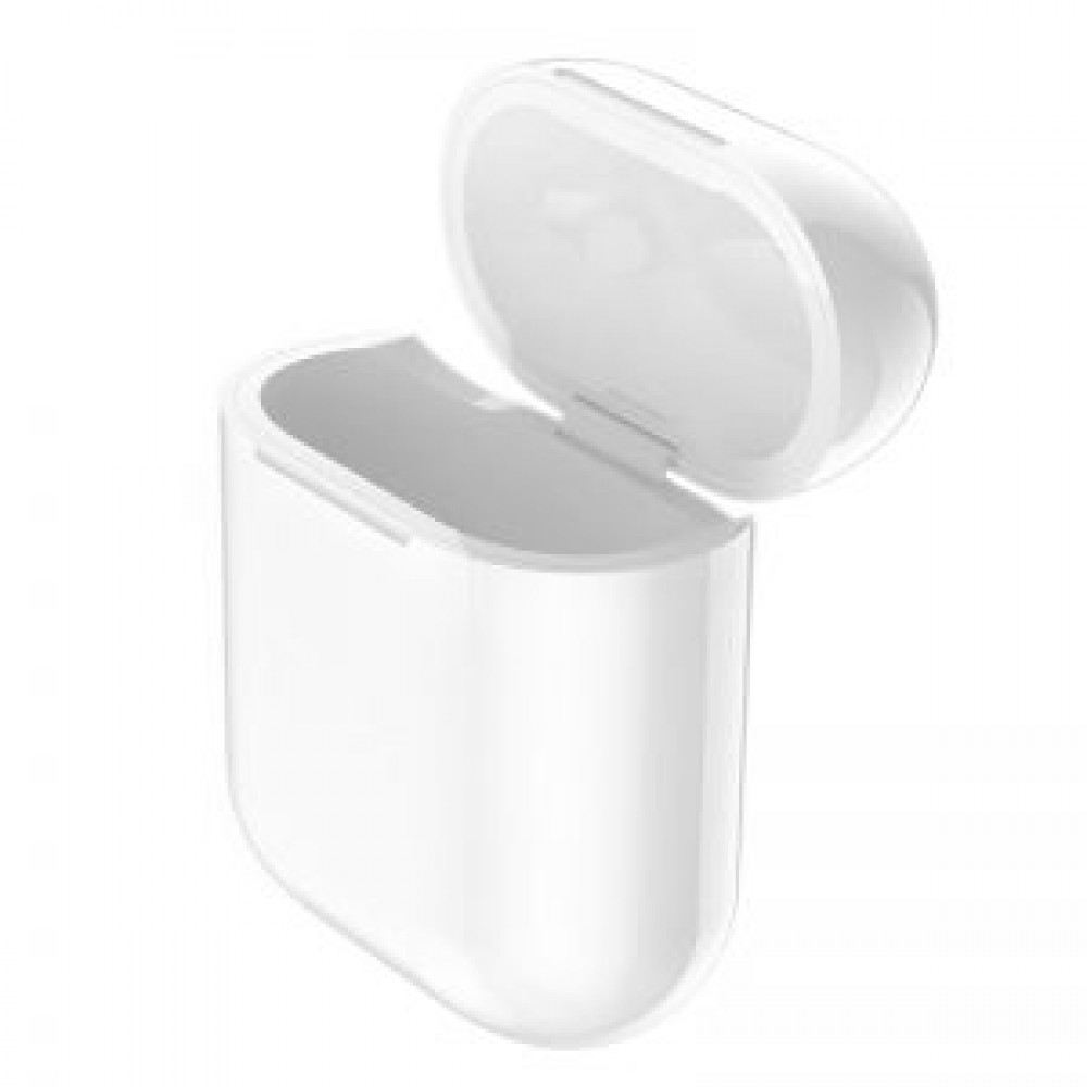 Hoco CW18 Wireless  Charging Protective Box For AirPods, White