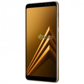 Samsung A730 Galaxy A8+ (2018) DS Gold (Код: 90060..