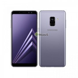Samsung A730 Galaxy A8+ (2018) DS Orchid Grey (Код: 900604)