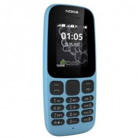 Nokia 105 DS New Blue