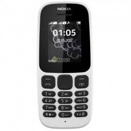Nokia 105 DS New White
