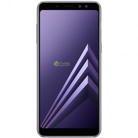 Samsung A730 Galaxy A8+ (2018) DS Black (Код: 9006..
