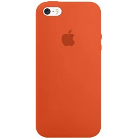 Silicone HC чехол for iPhone 5/5s/SE Orange (Код: 9002493)