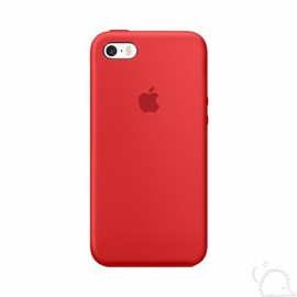 Silicone HC чехол for iPhone 5/5s/SE Red (Код: 9002494)