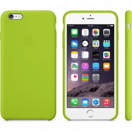 Silicone HC чехол for iPhone 6/6s Green (Код: 9002499)