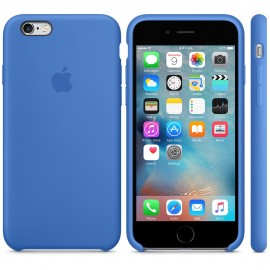 Silicone HC чехол for iPhone 6/6s Blue (Код: 9002501)