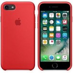 Silicone HC чехол for iPhone 7/8 Red (Код: 9002509)