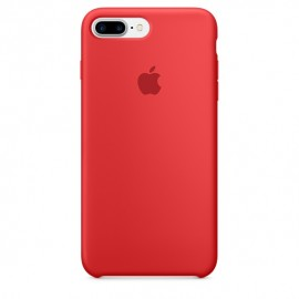 Silicone HC чехол for iPhone 7/8 Plus Red (Код: 9002512)