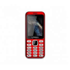Sigma mobile X-Style 33 Steel red (Код: 9001448)