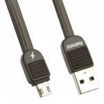USB кабель Remax Puff RC-045m Micro USB Black (Код: 9002563)